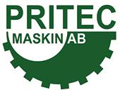 Logga Pritec Maskin AB
