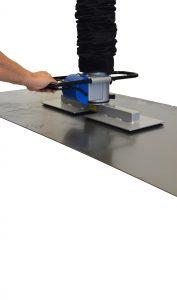 Sheet metal handling Prilift