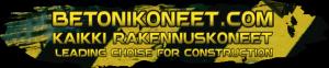 Återförsäljare Finland - Betonikoneet.com