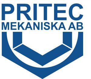 Logga Pritec Mekaniska AB