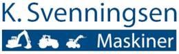 Återförsäljare Danmark K Svenningsen maskiner